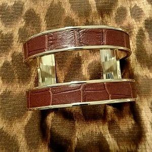 White House Black Market Cuff Bracelet